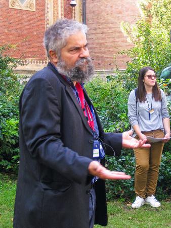 Professor Tamas Lederer